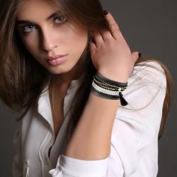 Bracelet manchette mode par...
