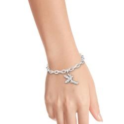 Bracelet fée BR01 orné de...