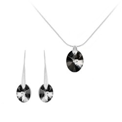 Necklace and earrings BR01...