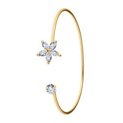 Bracelet fleur par So Charm