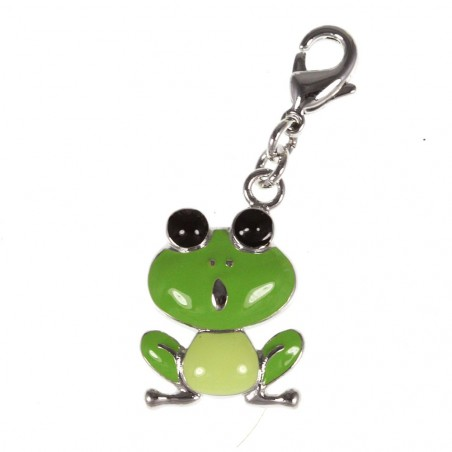 Charm grenouille