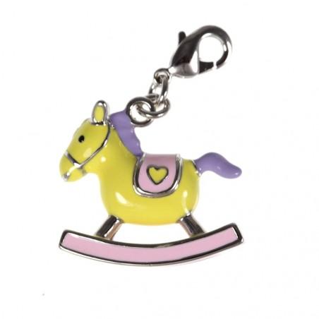 Charm cheval à bascule