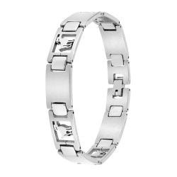 Bracelet homme acier Bélier