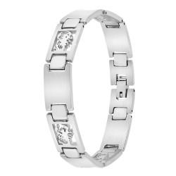Man bracelet steel Scorpion