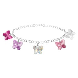 Bracelet papillons So Charm...