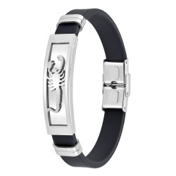 Bracelet homme scorpion
