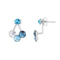 SoCharm earrings adorned...