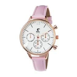 Joyce SoCharm watch adorned...