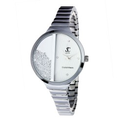 Léa BR01 watch adorned with...