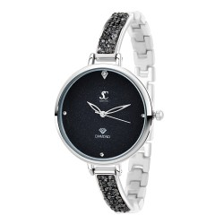 Nola BR01 watch adorned...