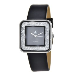 Leila SoCharm watch adorned...