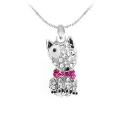 Dog collar BR01 decorated...