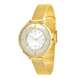 Elsa SoCharm watch adorned...