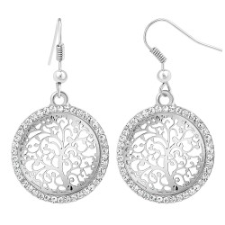 Tree of life earrings...