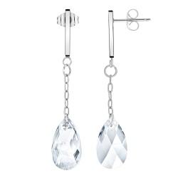 Silver SoCharm earrings...