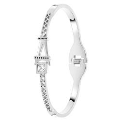 Eiffel Tower bracelet in...