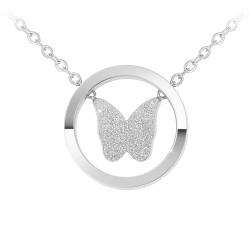 Collier papillon SoCharm...
