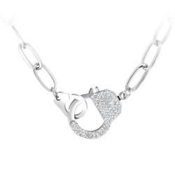 BR01 handcuff necklace...