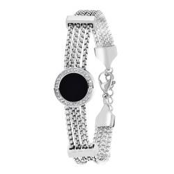 Stainless steel bracelet by...