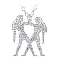 Gemini Zodiac Necklace...