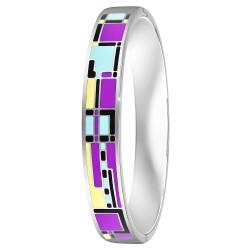 Enamel bracelet by BR01