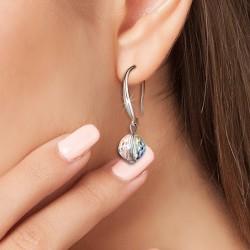 Boucles d'oreilles en...