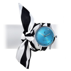 Angèle BR01 scarf watch