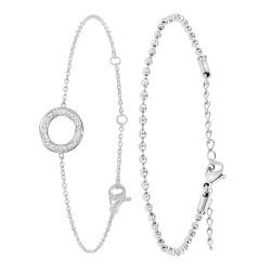 Lot de 2 bracelets BR01 en...