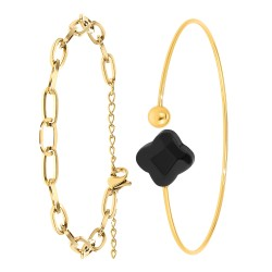 Set of 2 bracelets by BR01