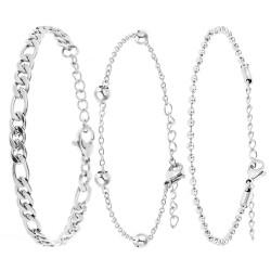 Set of 3 bracelets by BR01