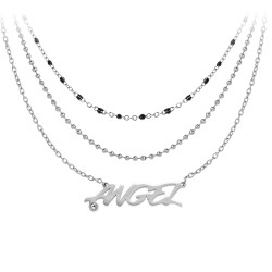 Set of 3 necklaces by BR01