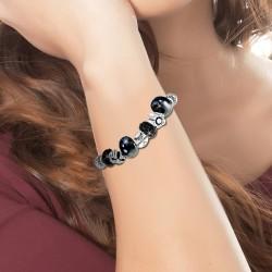 Bracelet perles BR01 orné...