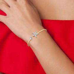 Bracelet fleur par BR01