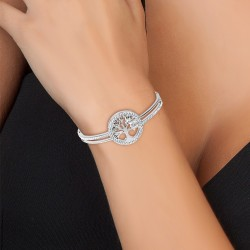 Tree of life bracelet in...