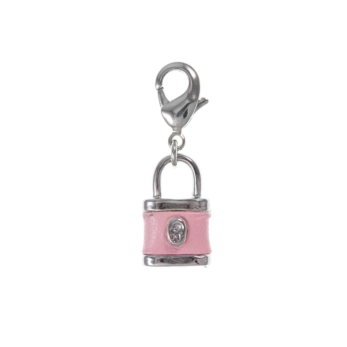 Charm cadenas rose So Charm