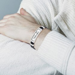 Men's scorpion bracelet