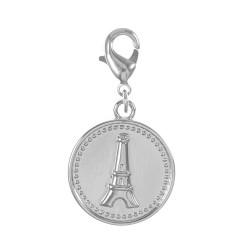 Charm médaille Tour Eiffel