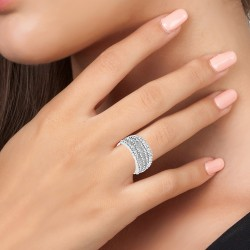 BR01 ring adorned with...