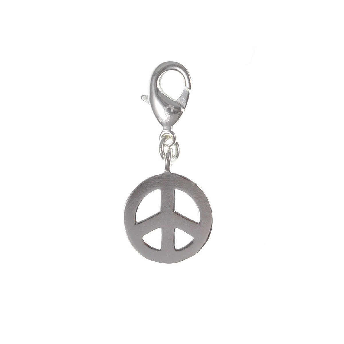 Charm peace So Charm plaqué argent 3 microns