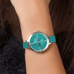 Inès BR01 watch adorned...