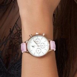Joyce BR01 watch adorned...