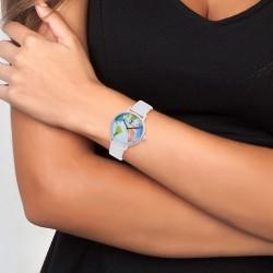 Agnès BR01 watch adorned...