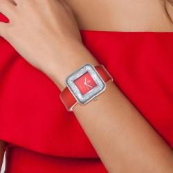 Leila BR01 watch adorned...