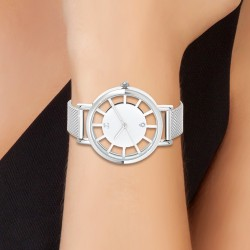 Nawel BR01 watch adorned...