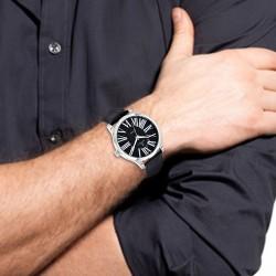Reloj de cuarzo para hombre...