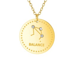 "Astrology necklace ""Libra""..."
