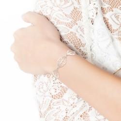Bracelet feuilles par BR01