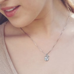 Butterfly necklace BR01...