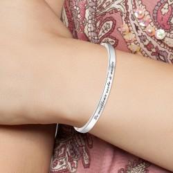 Bracelet BR01 en acier Le...