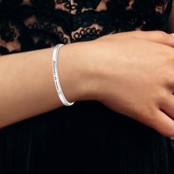 Bracelet BR01 en acier Ma...